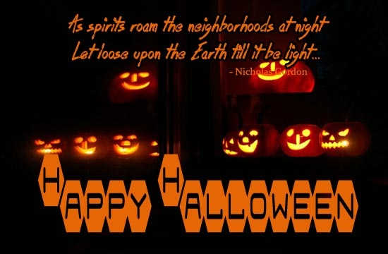 Halloween Quotes Scary Images