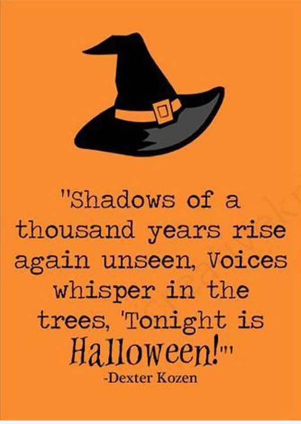 Halloween Scary Quotes Images