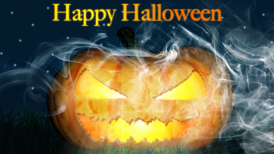 Halloween Wishes Cards With Quotes