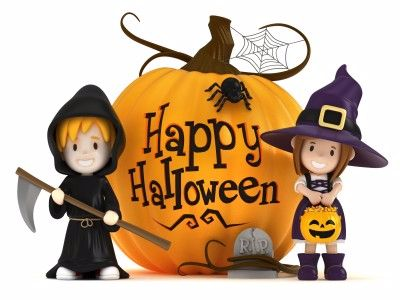 Halloween Wishes For Friends Free