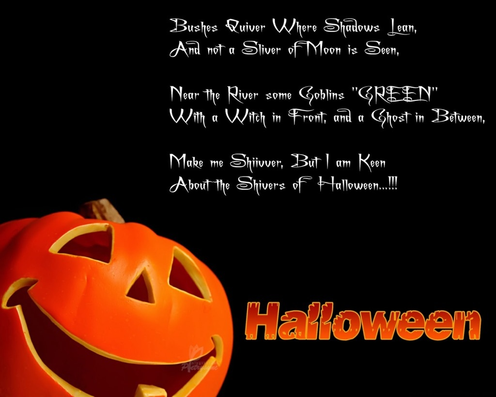 Happy Halloween Sayings Jokes