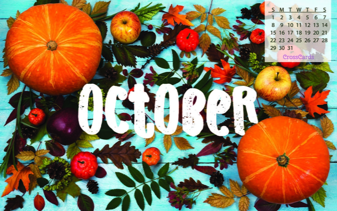 October Wallpaper Free Download