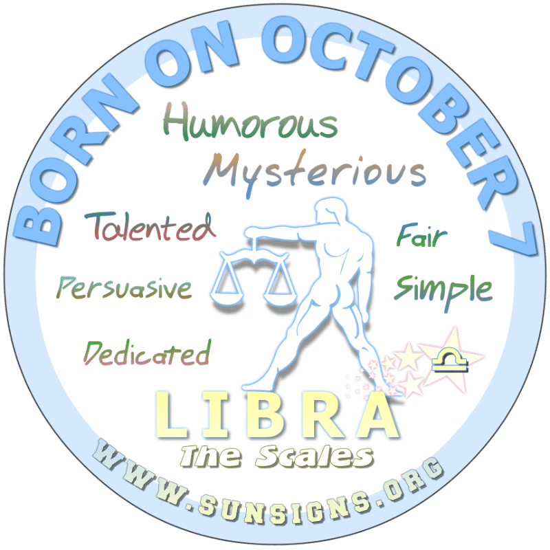 October Zodiac Sign Libra