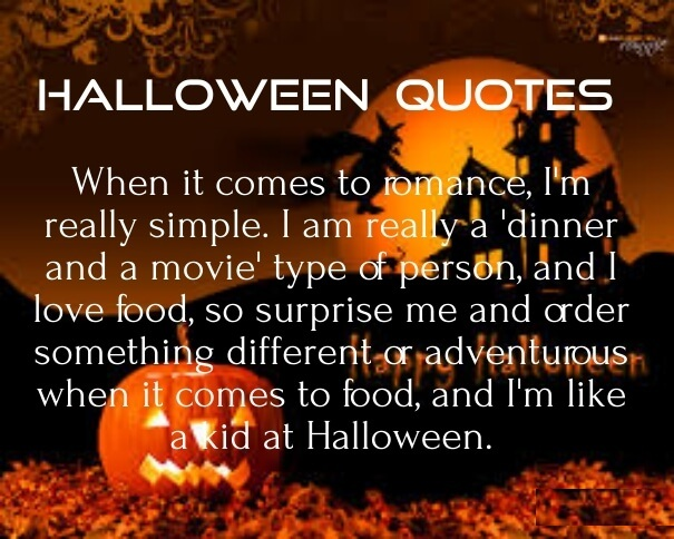 Positive Halloween Quotes For Celebration
