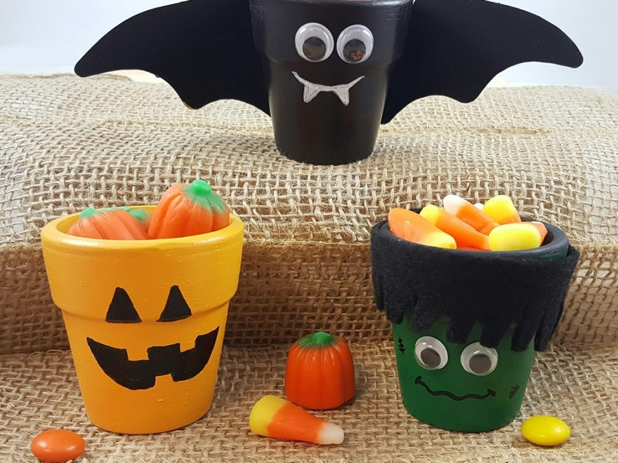 Quick Halloween Crafts For Projects