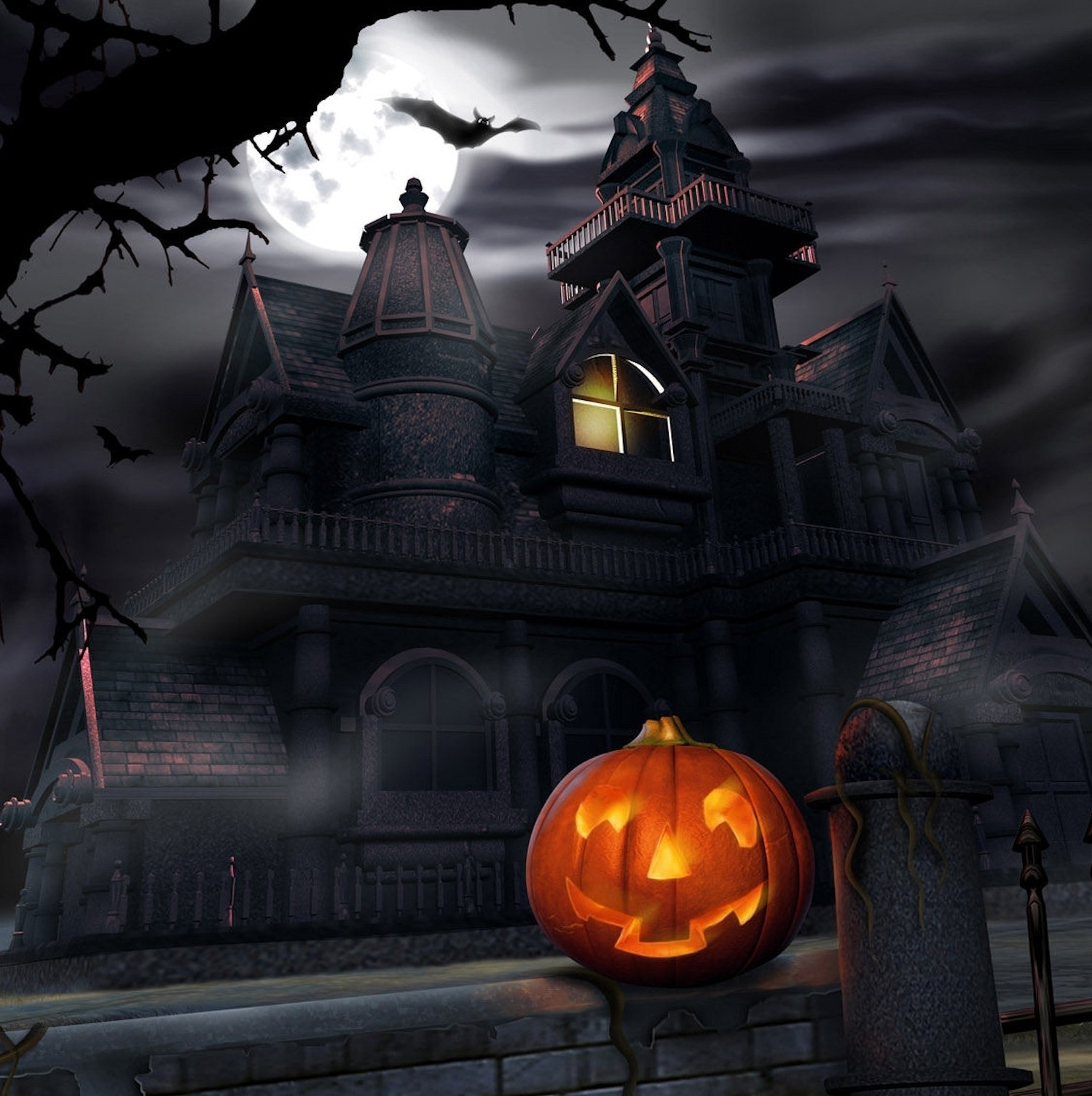 Scary Halloween Hd Images