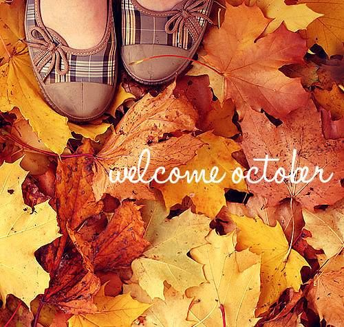 Welcome October Facebook Photos