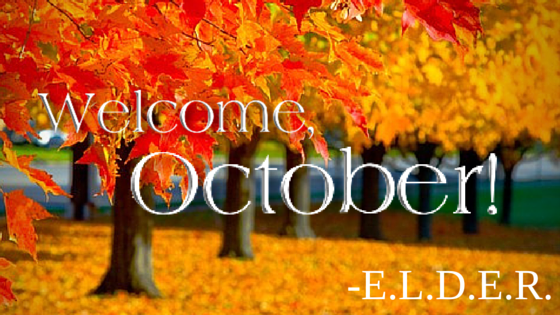 Welcome October HD Images
