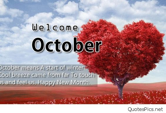 Welcome October Wallpapers Tumblr