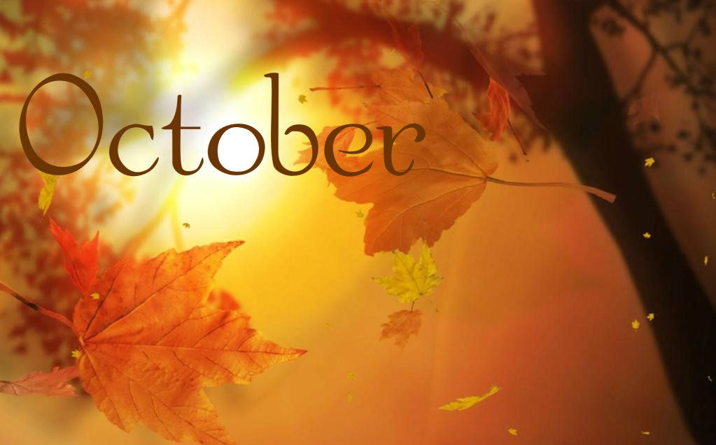 Welcome October Wallpapers