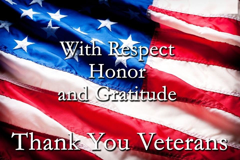 Appreciation ON Veterans Day Images Thankyou