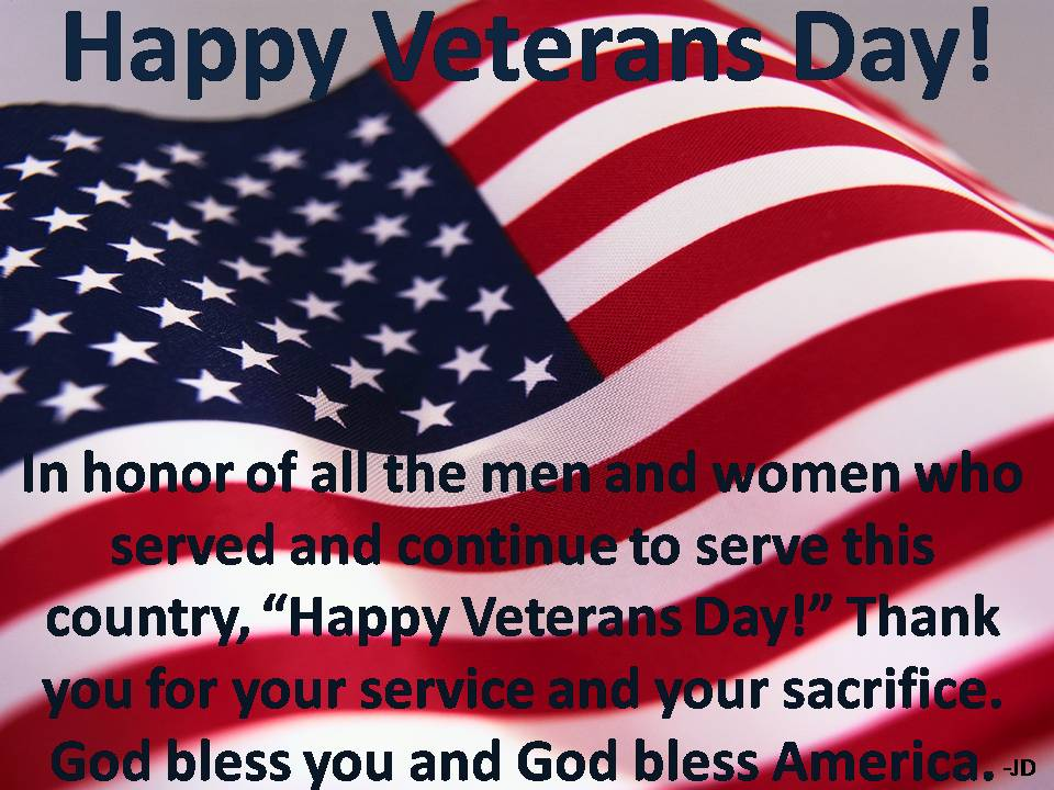 Awesome Veterans Day Quotes Images