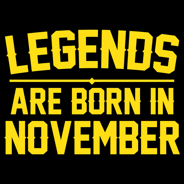 Best November Born Quotes