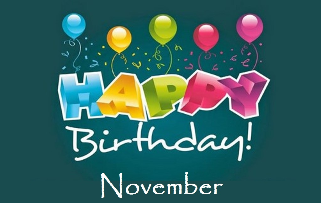 Birthday November Quotes