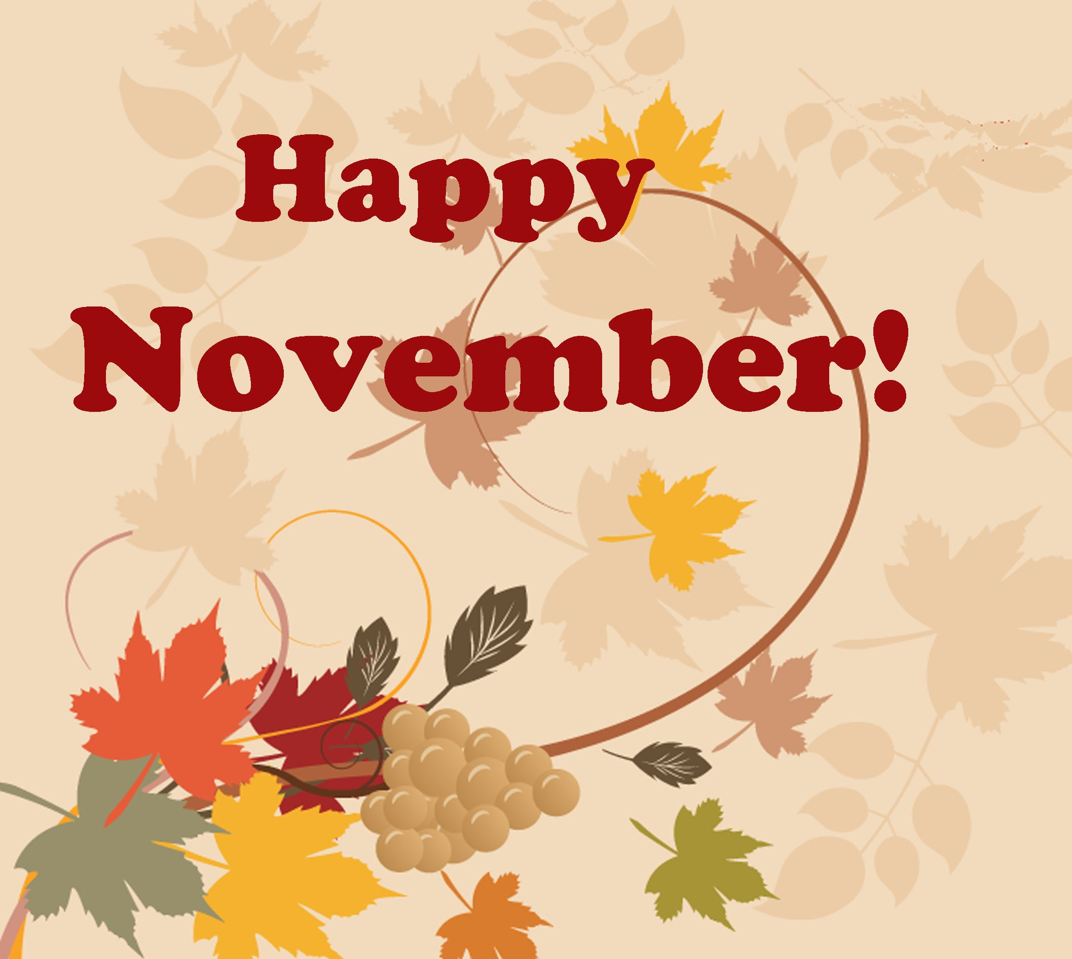 Happy November Images, Quotes, Pictures Hd