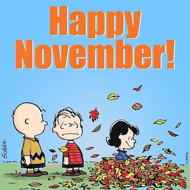 Happy November Month