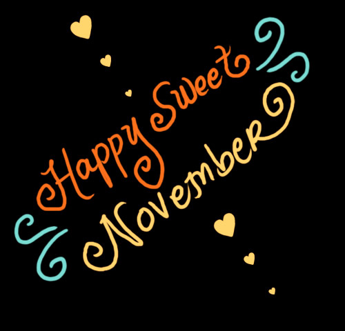 Happy Sweet November