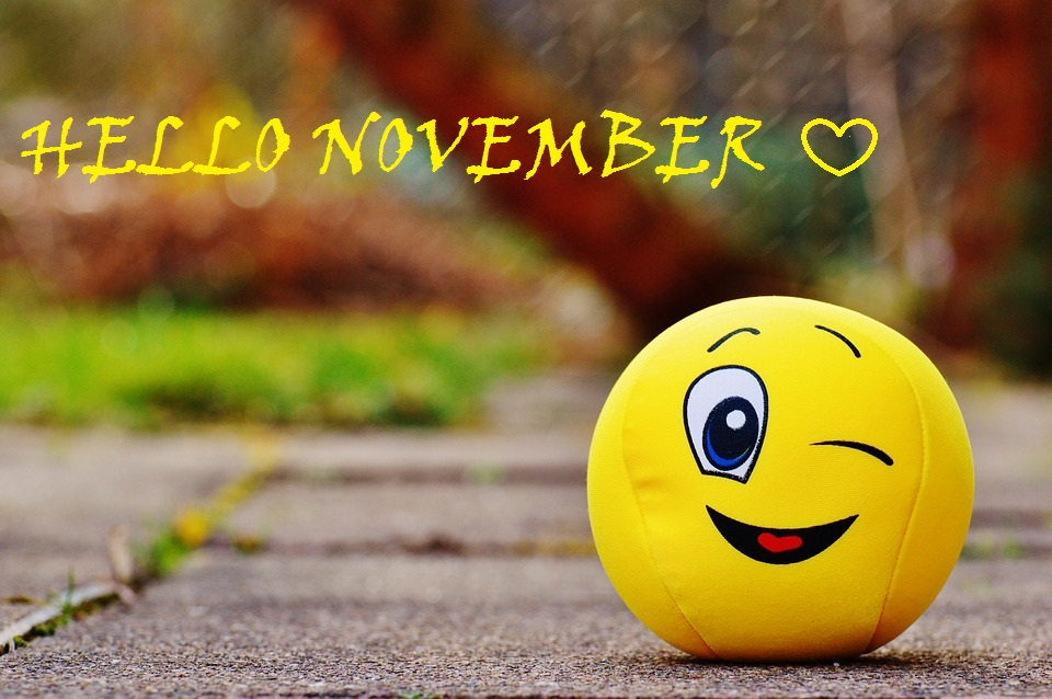 Hello November Cute Images