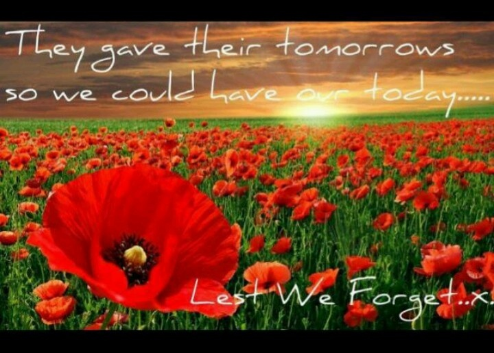 Remembrance Day Canada 3D Picture