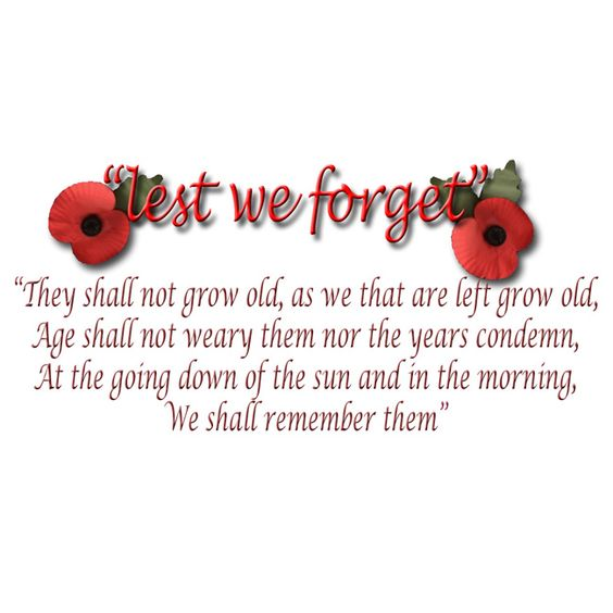 Remembrance Day Deep Sayings For Remember People