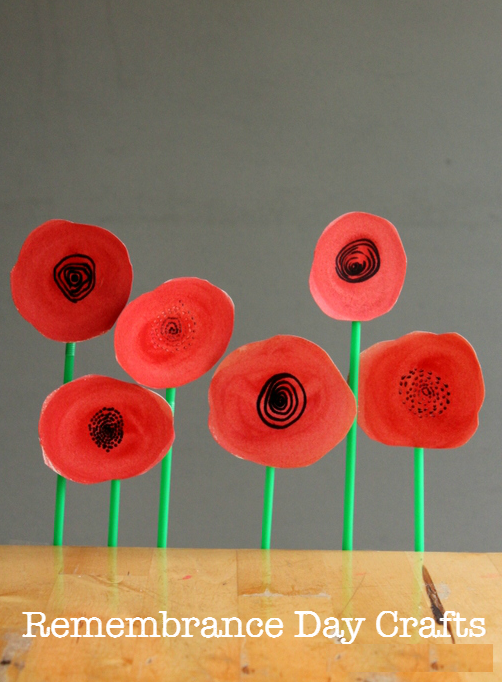 Remembrance Day DIY Crafts Steps