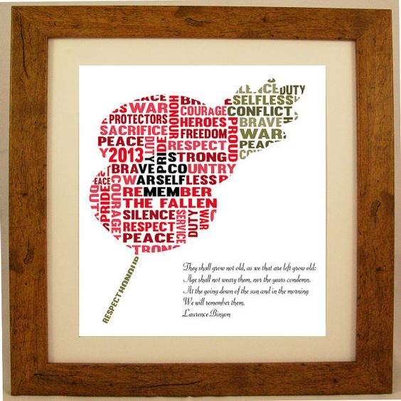 Remembrance Day Message Speech And Poem