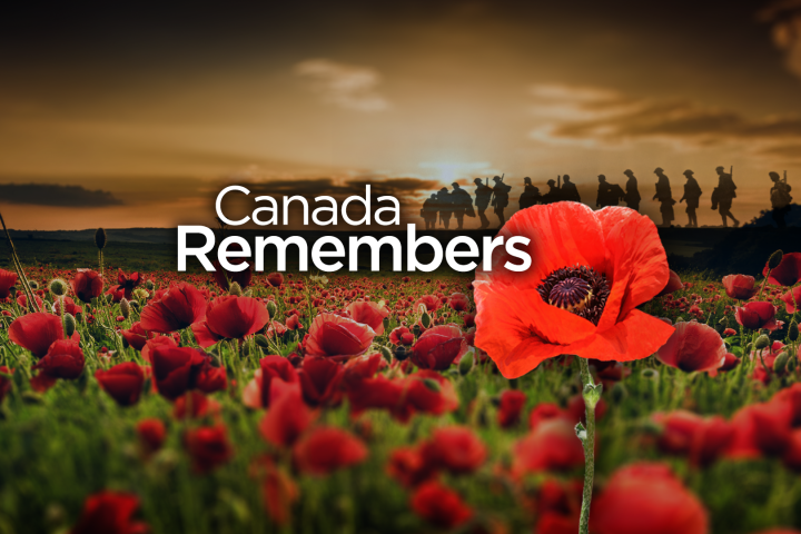 Remembrance Day Pictures Canada With Flower