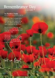 Remembrance Day Poem Canada Cards