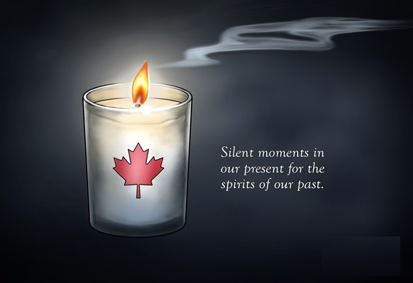 Remembrance Day Tribute Message USA
