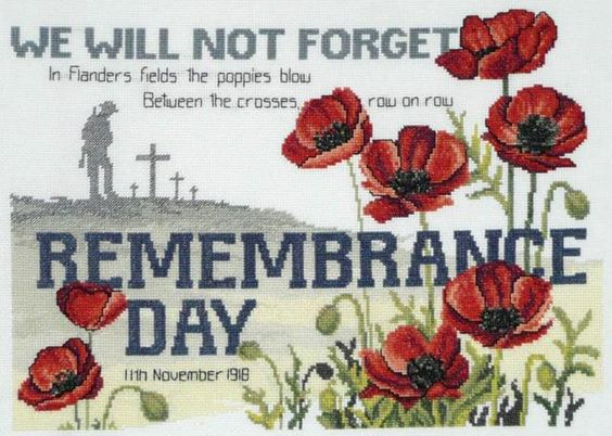 Remembrance Day USA 11.11 Banner