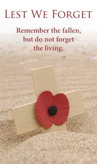 Remembrance Day USA Sayings Don't Forget