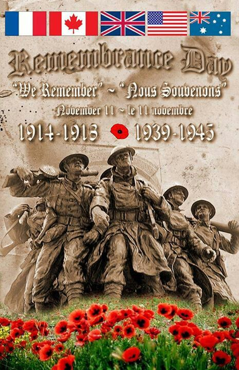 Sayings For Remembrance Day Special
