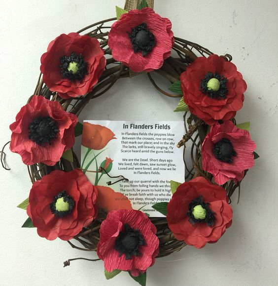 Top Remembrance Day Creative Crafts