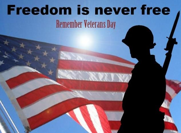 Veterans Day Quotes Inspirational For Freedom Fighter