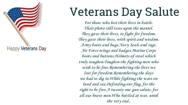 Veterans Day Quotes OF Freedom Fighter Appreciation