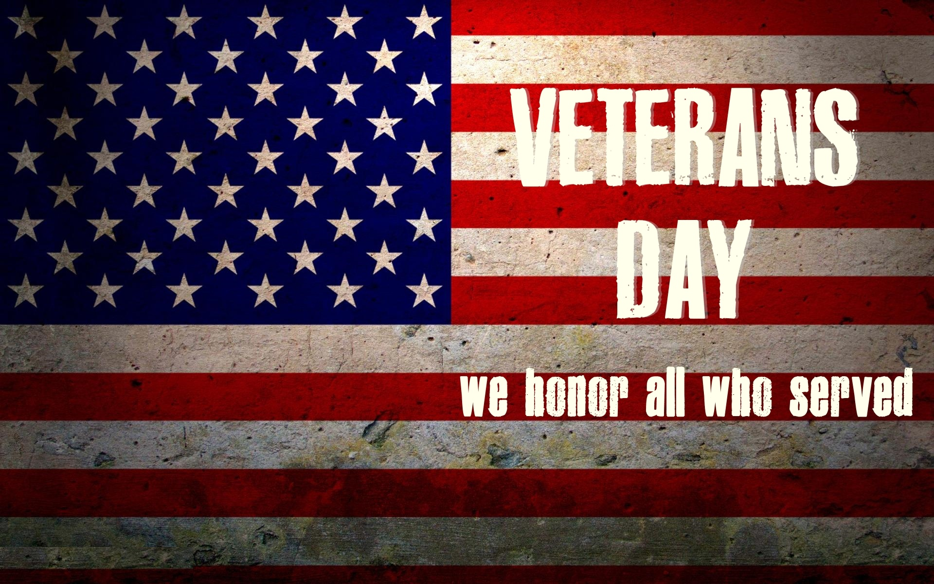 Veterans Day USA Clipart Cards
