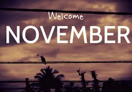 Welcome November Instagram Images