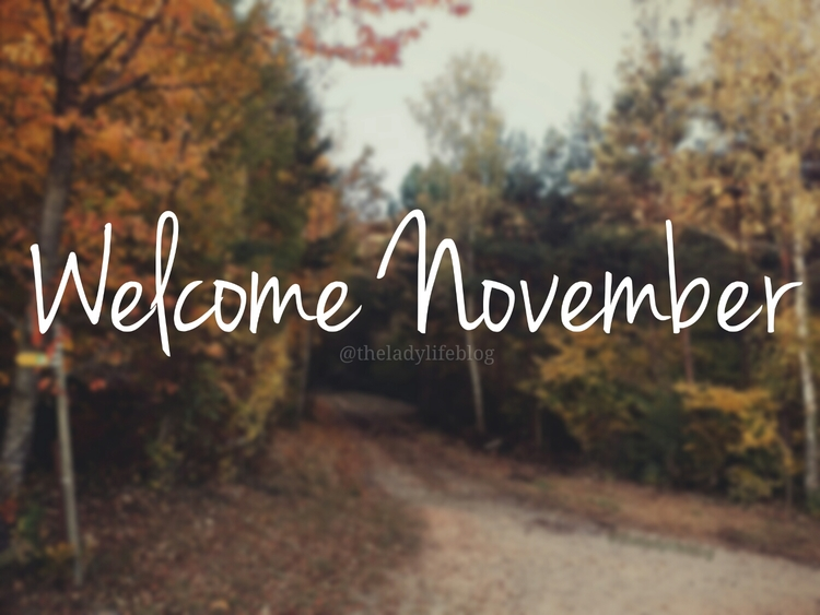Welcome November Wallpapers