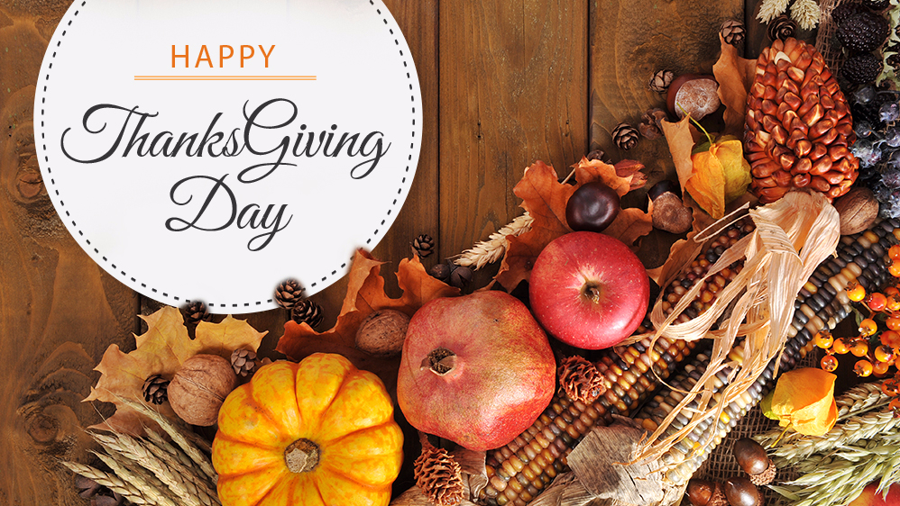 Beautiful Thanksgiving Day Wishes