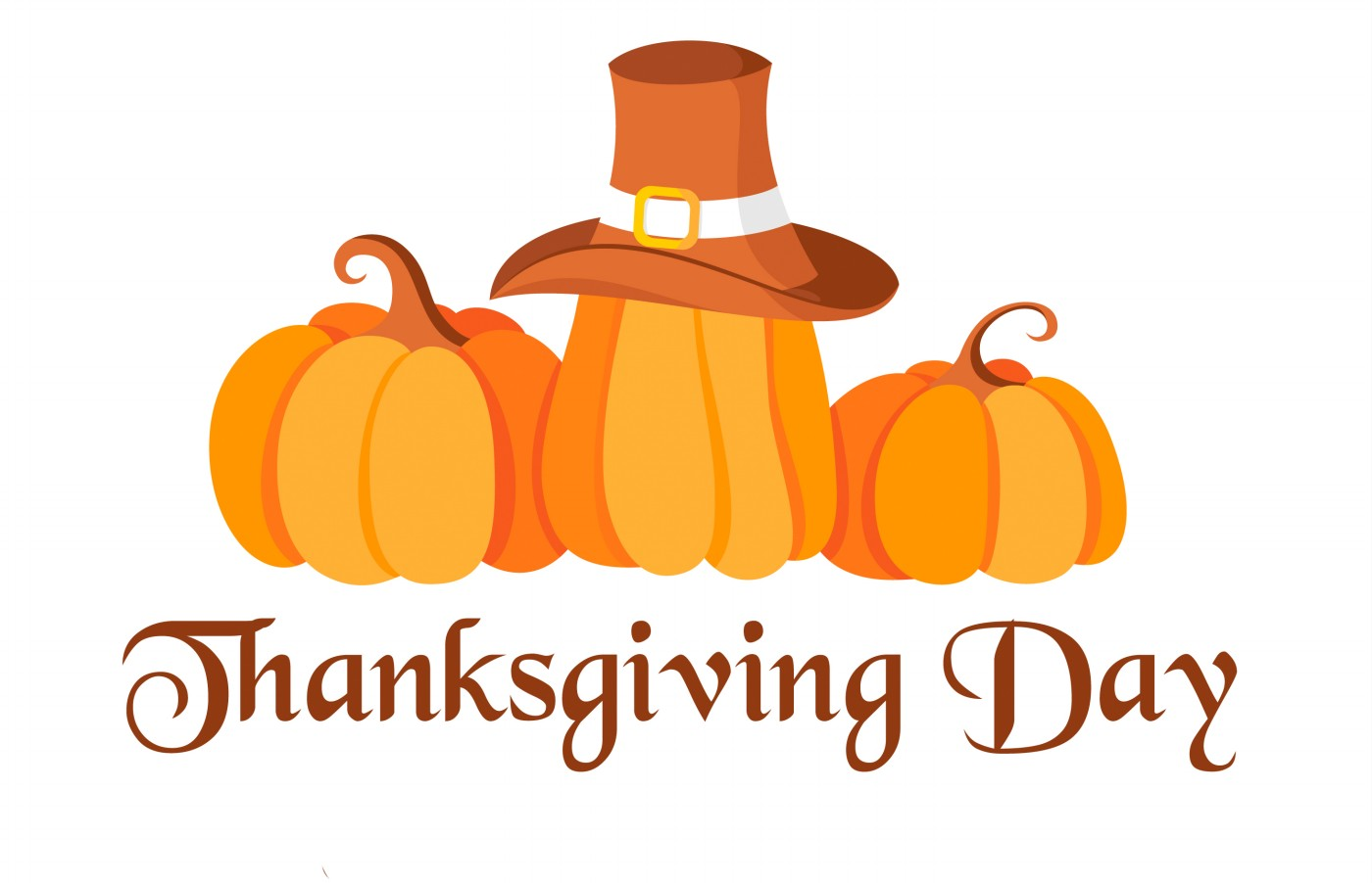 Creative Thanks Giving Day In USA GIF Graphics