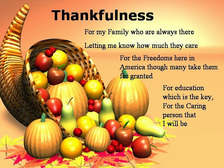 Famous Thanksgiving Day Quotes For Friends