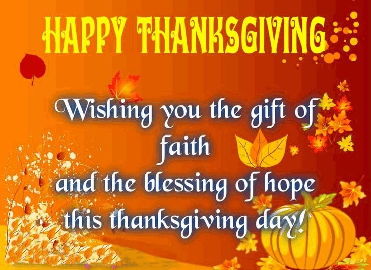 Happy Thanksgiving Day Greeting Sayings