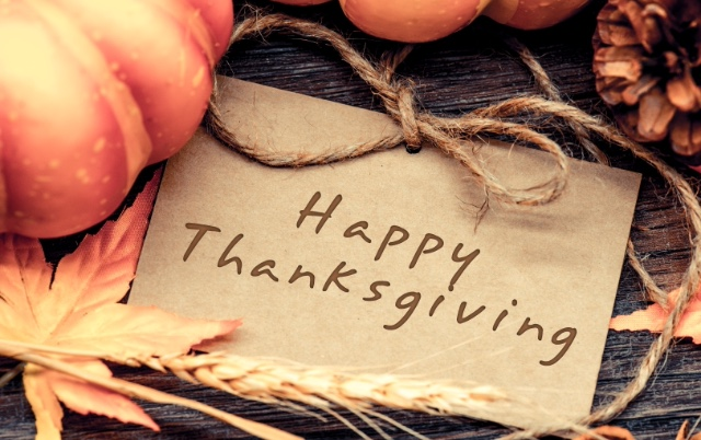Happy Thanksgiving Good Message
