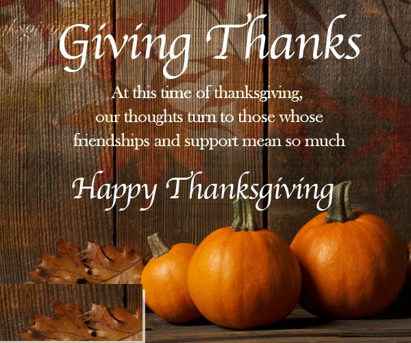 Happy Thanksgiving Quotes Pictures