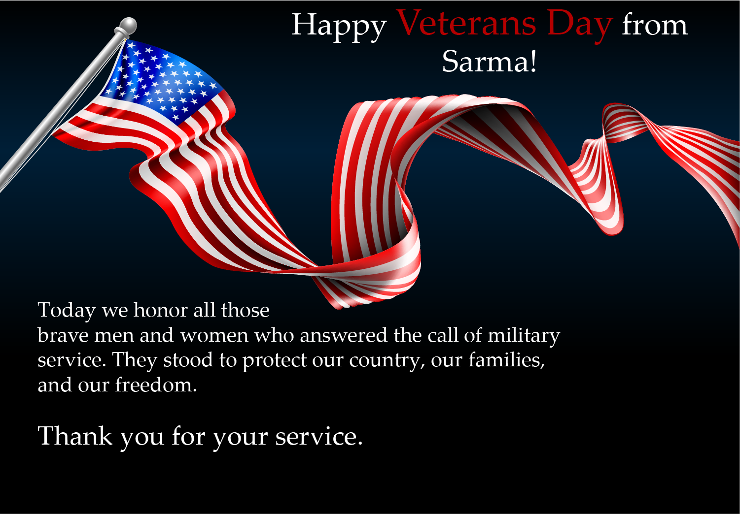 Happy Veterans Day Positive Quotes