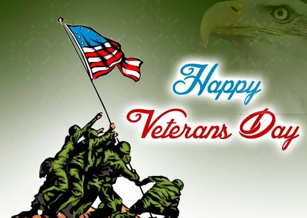 Happy Veterans Day Special Poster