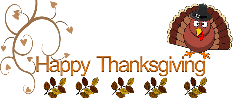 Thanksgiving Banner GIF