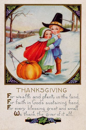 Thanksgiving Beautiful Wishes Pictures