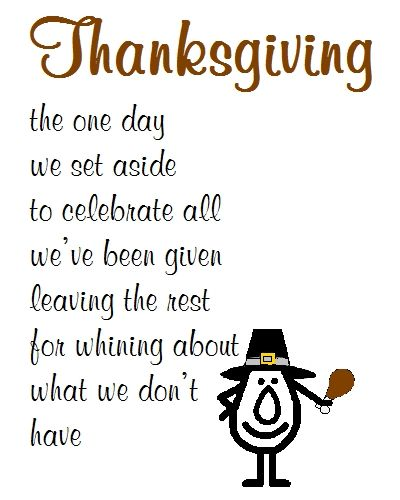 Thanksgiving Day Sayings For Family