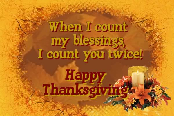 Thanksgiving Message Christian Blessings